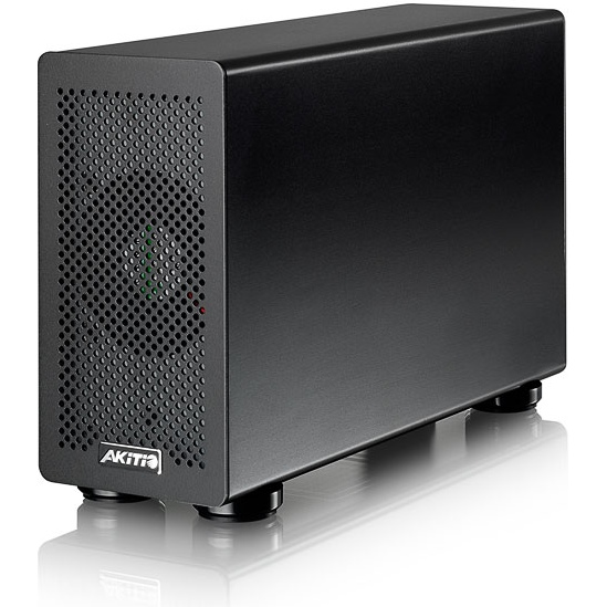 AKiTiO Thunder2 PCIe Expansion Box