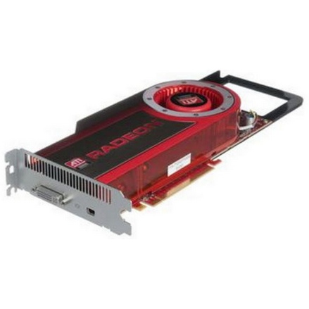 ATI Radeon Original HD4870 512MB Graphics Upgrade Kit Apple MacPro-gebruikt