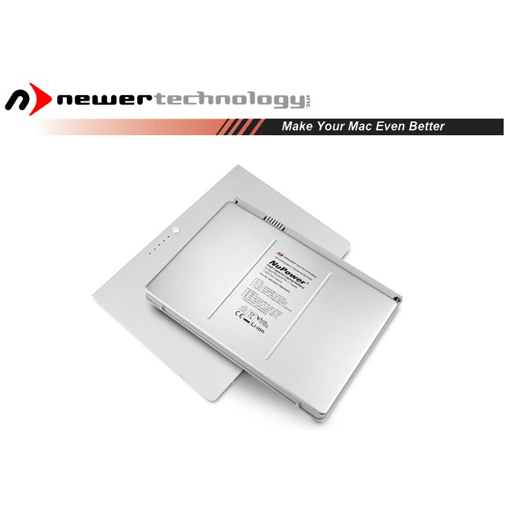 "Accu 71W voor Apple MacBook Pro 17"" non-Unibody alu.-NewerTech"