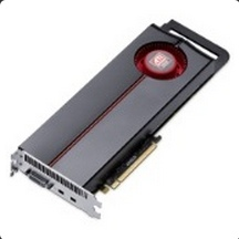 ATI Radeon HD5870 1GB Graphics Upgrade Kit Mac Pro (2006~2012) gebruikt