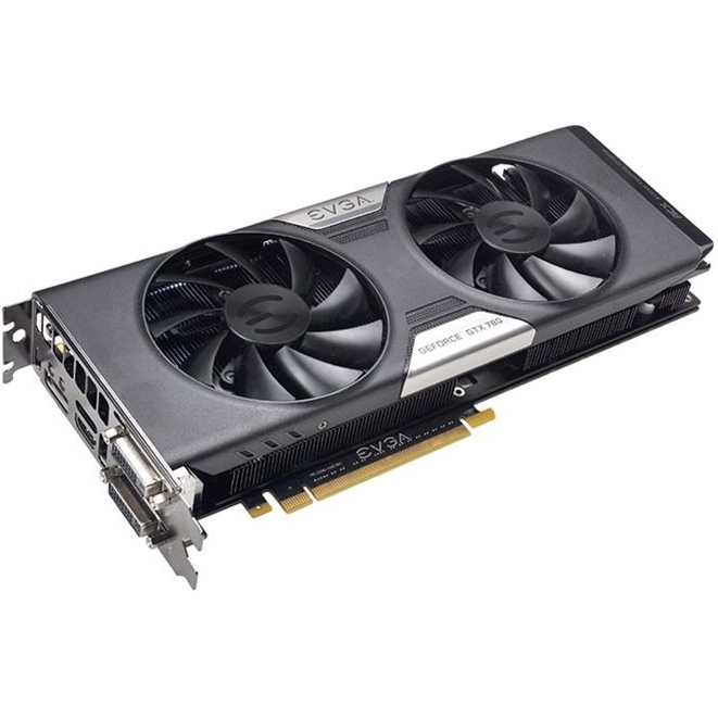 NVIDIA Geforce GTX780 3GB ACX CUDA OpenCL 4K Apple Mac Pro Videokaart