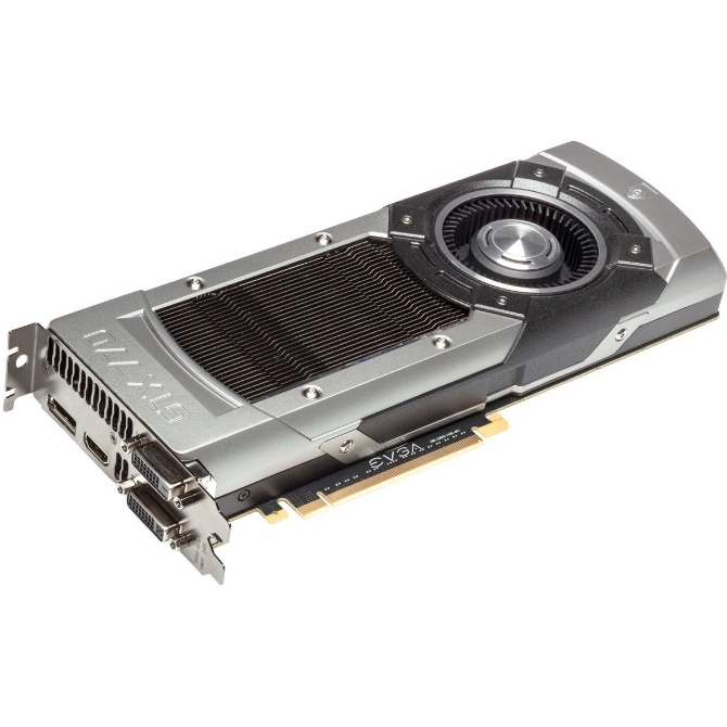NVIDIA GeForce GTX 770 2GB 4K CUDA OpenGL/CL Mac EFI Video kaart- als NIEUW