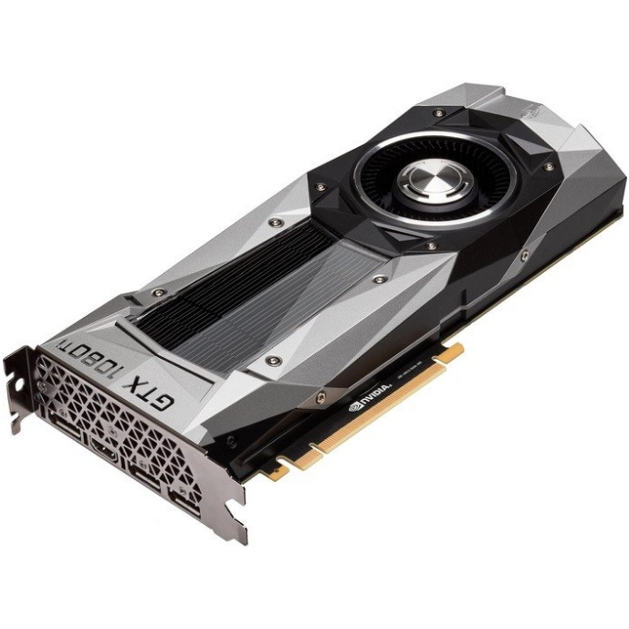NVIDIA GTX 1080Ti 11GB - Founders Edition - Pascal - Mac - NIEUW