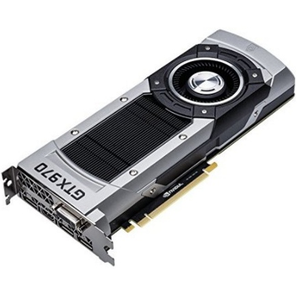 NVIDIA GeForce GTX 970 4GB 4K CUDA OpenGL/CL Mac EFI Video kaart-als NIEUW