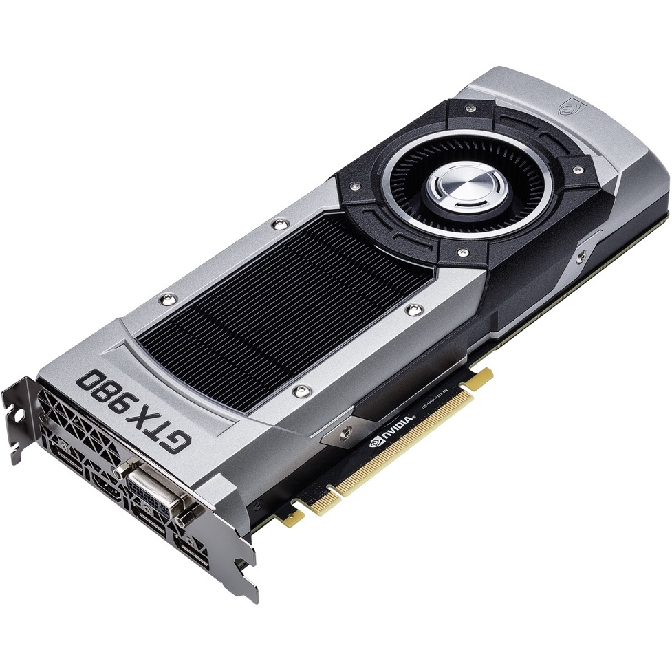 NVIDIA GeForce GTX 980 4GB 4K CUDA OpenGL/CL Mac EFI Video kaart- als NIEUW