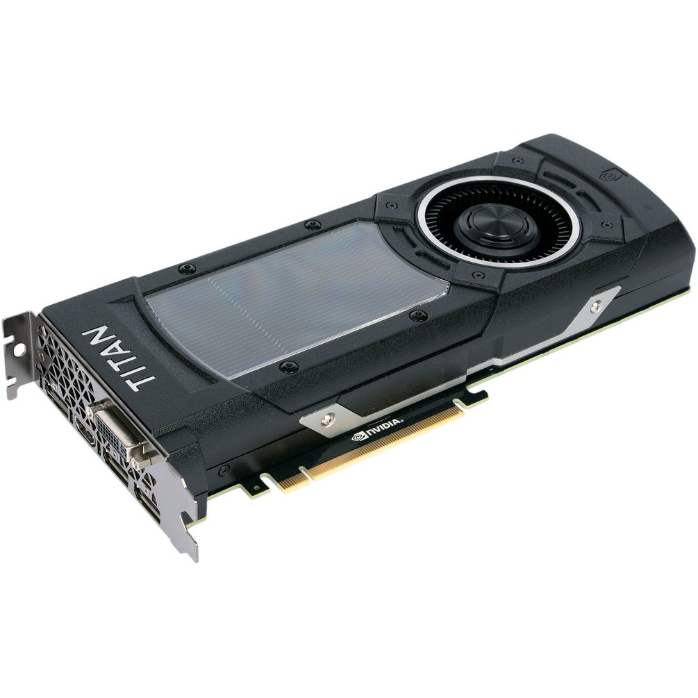 NVIDIA GTX TITAN X 12GB 4K CUDA OpenGL/CL Mac Upgrade Video kaart-GEBRUIKT