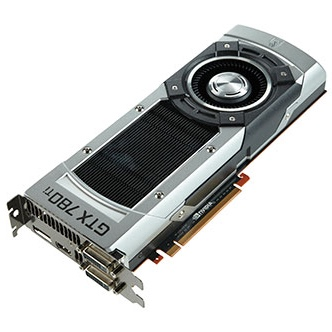 NVIDIA GeForce GTX 780Ti 3GB 4K CUDA OpenGL/CL Mac EFI Video kaart-GEBRUIKT