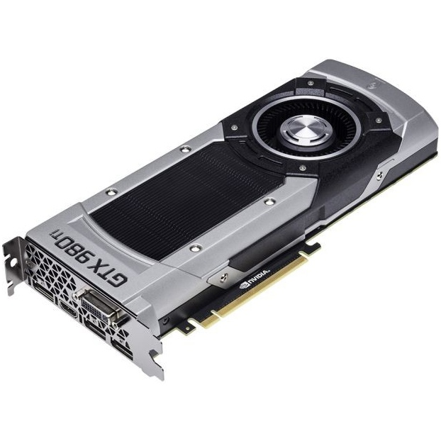 NVIDIA GeForce GTX 980Ti 6GB 4K CUDA OpenGL/CL Mac EFI Video kaart-GEBRUIKT