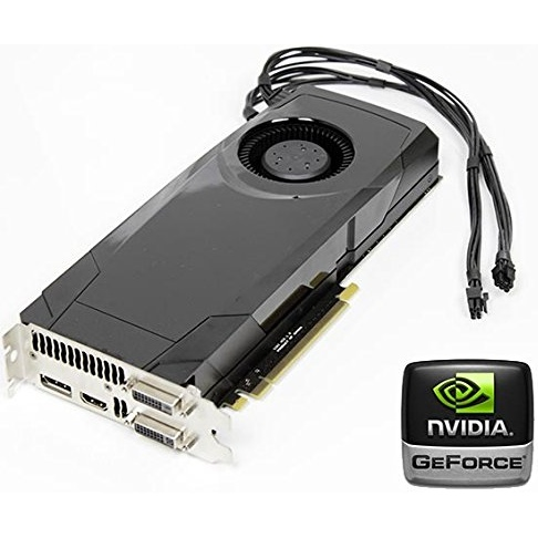 NVIDIA GeForce GTX680 2GB GDDR5-Mac Pro 2008~2012 Graphics Upgrade-Gebruikt