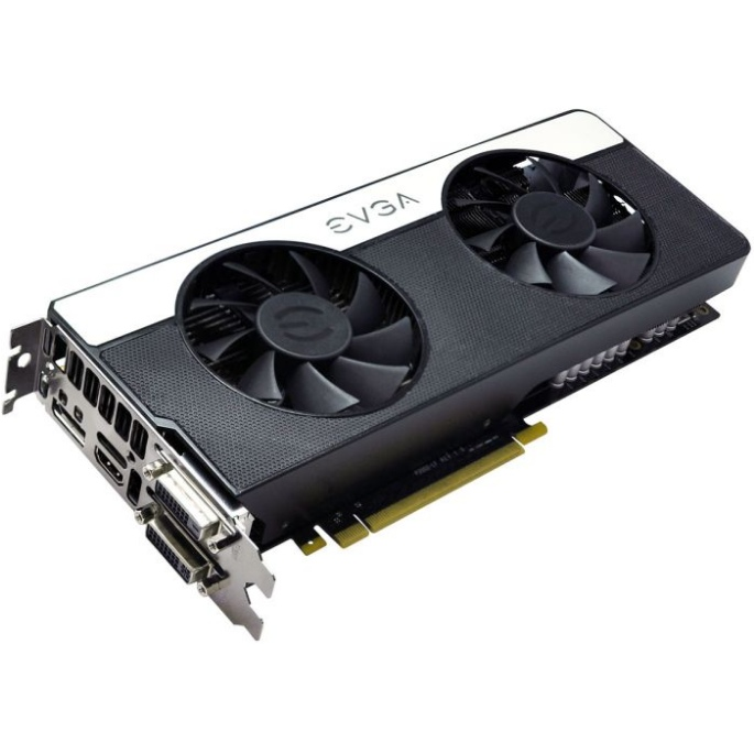 NVIDIA GeForce GTX680 2GB CUDA SC Signature Graphics kaart Mac Pro-Gebruikt