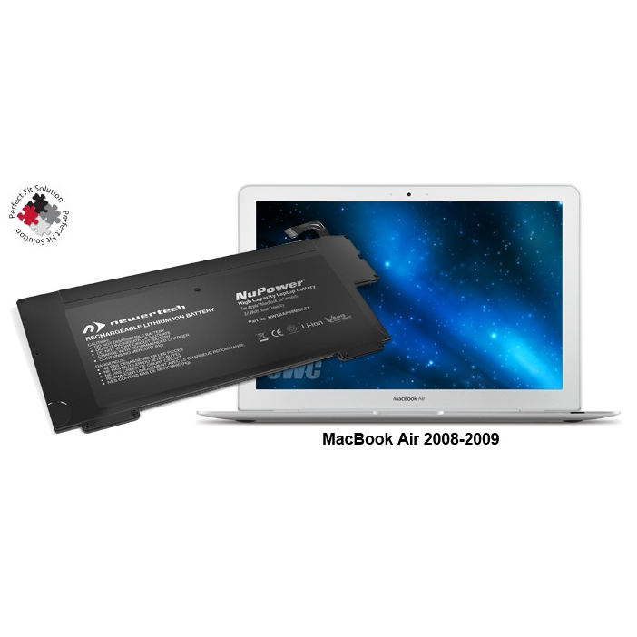 Accu 37W voor MacBook Air 2008-2009-NewerTech