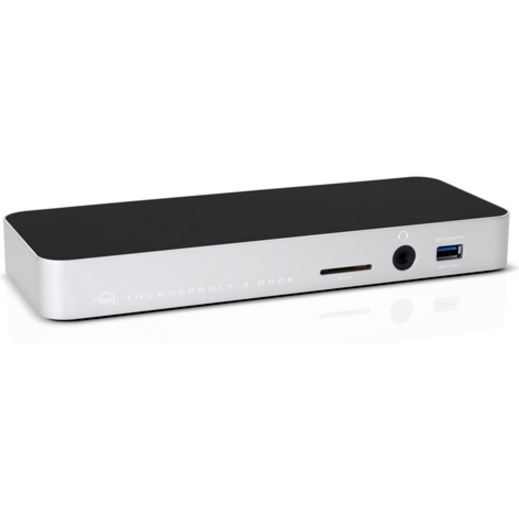 OWC 13-Port Thunderbolt 3 Dock - Silver
