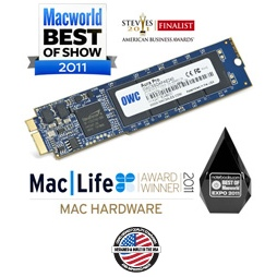 OWC Aura 1.0TB 6G Solid State Drive MacBook Air 2010+2011 Edition-NIEUW