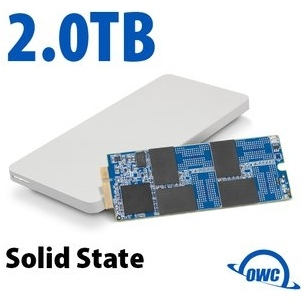 OWC 2.0TB Aura Pro voor MacBook Pro Retina-display 2012-begin 2013+Envoy