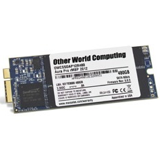 OWC Aura Pro 1.0TB 6G SSD MB Pro Retina 2012-Early 2013 Synchronous Nand