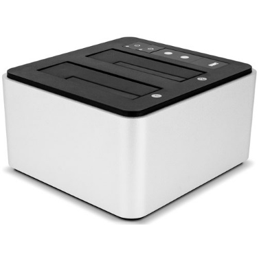 OWC Drive Dock USB Dual Drive Bay Solution Mac / PC / USB 3.1 Gen 1