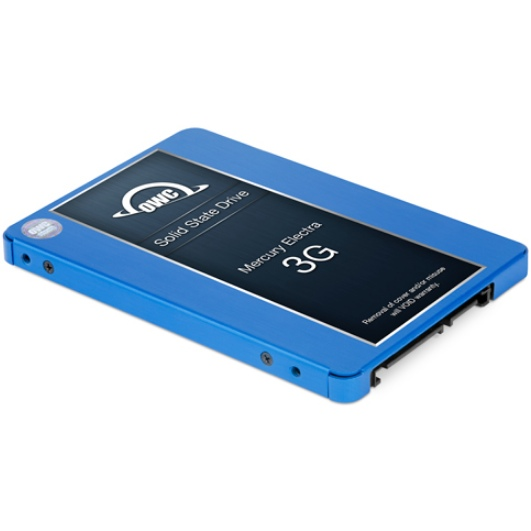 "OWC 250GB Mercury Electra 3G SSD 2.5"" SATA II 9.5mm 3Gb/s. (2017)"