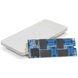 OWC Aura 1.0TB 6G SSD+Envoy MacBook Pro Retina 2012-Early 2013-NIEUW