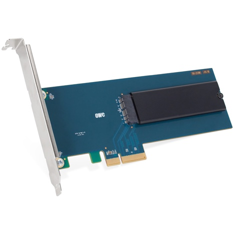 OWC PCIe SSD Expansion Card