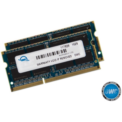 Geheugen OWC 32GB Kit (2x16GB) SO-DIMM PC3-14900S 1867MHz - iMac17,1