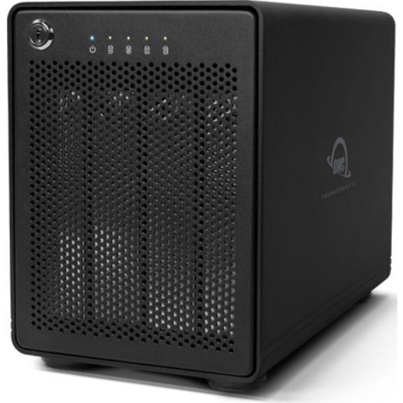 OWC ThunderBay 4 TB2 + SoftRaid XT