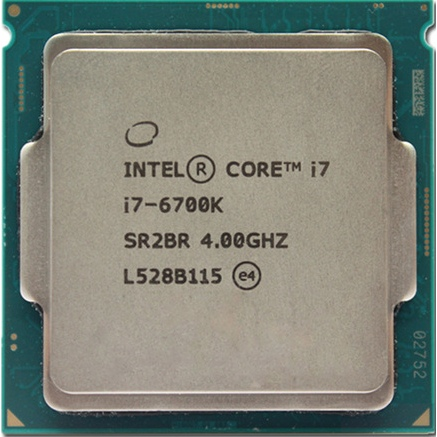 Processor Upgrade Intel Core i7 6700K 4GHz - inclusief montage in iMac17,1-