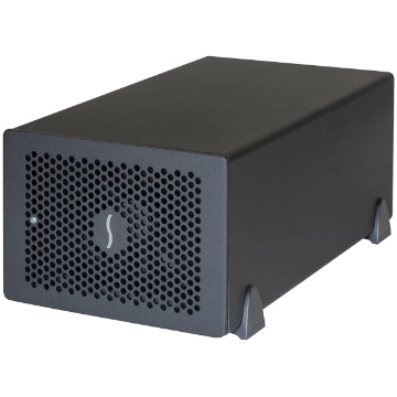 SONNET Echo Express SE IIIe (Desktop Thunderbolt 3-chassis+3 PCIe-sleuven