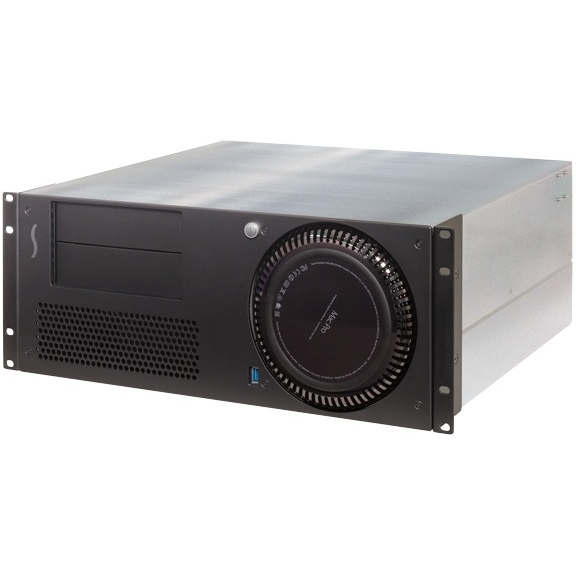SONNET xMac Pro Thunderbolt Server-3x full-length slots-2x mobile rack bays