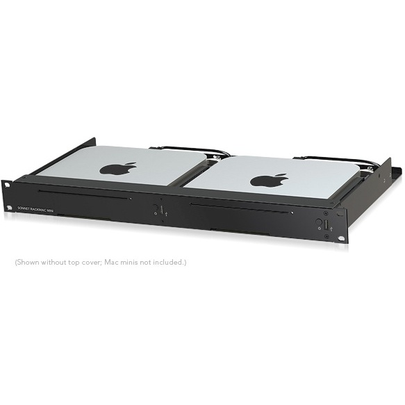 SONNET Rack Mac mini 1u