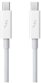 Apple Thunderbolt-kabel (2,0 meter) wit